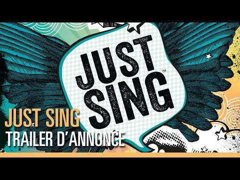 TEST de JUST SING (sur PS4) : JUST DANCE - la DANSE = JUST SING...