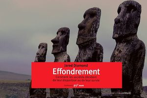 Effondrement, un essai de Jared Diamond