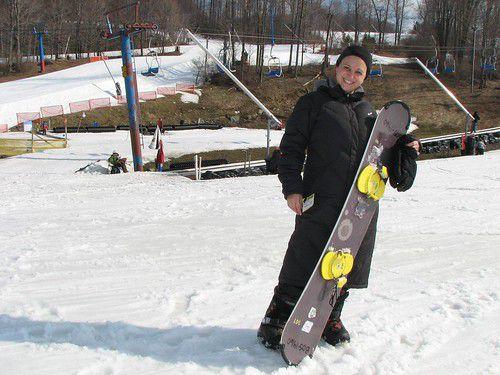 Cuáles son las medidas de las tablas de snowboard