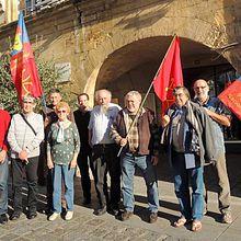 Régionales 2015, C Cavard et le Parti de la Nation Occitane