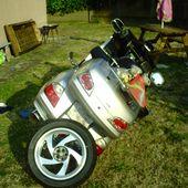 Goldwing 1800 - démonter sa roue arrière / rear wheel tout seul - Le blog de UNSER'S BANDE DE BIKERS du 67