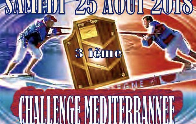Joutes à l'Estaque - Challenge Mediterrannée