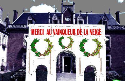 CHARMOY-CITY : QUAND LE THERMOMÈTRE BAISSE, L'APPLAUDIMÈTRE MONTE - du 18 janvier 2021 (J+4415 après le vote négatif fondateur)