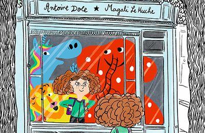 Kate Moche / Antoine Dole, ill. Magali Le Huche - Actes Sud Junior