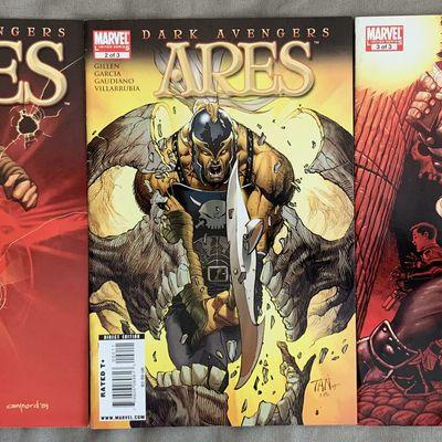 Marvel - Episode 1 : 'Ares' de Kieron Gillen et Manuel Garcia