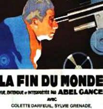 La Fin du monde et Napoléon Bonaparte d'Abel Gance