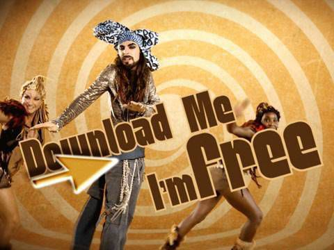LAZSLO JONES - DOWNLOAD ME I'M FREE