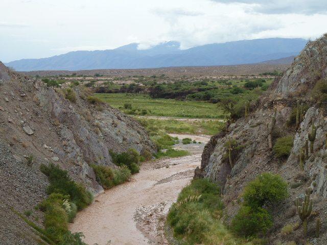 Salta et la vallée de Calchaquies
