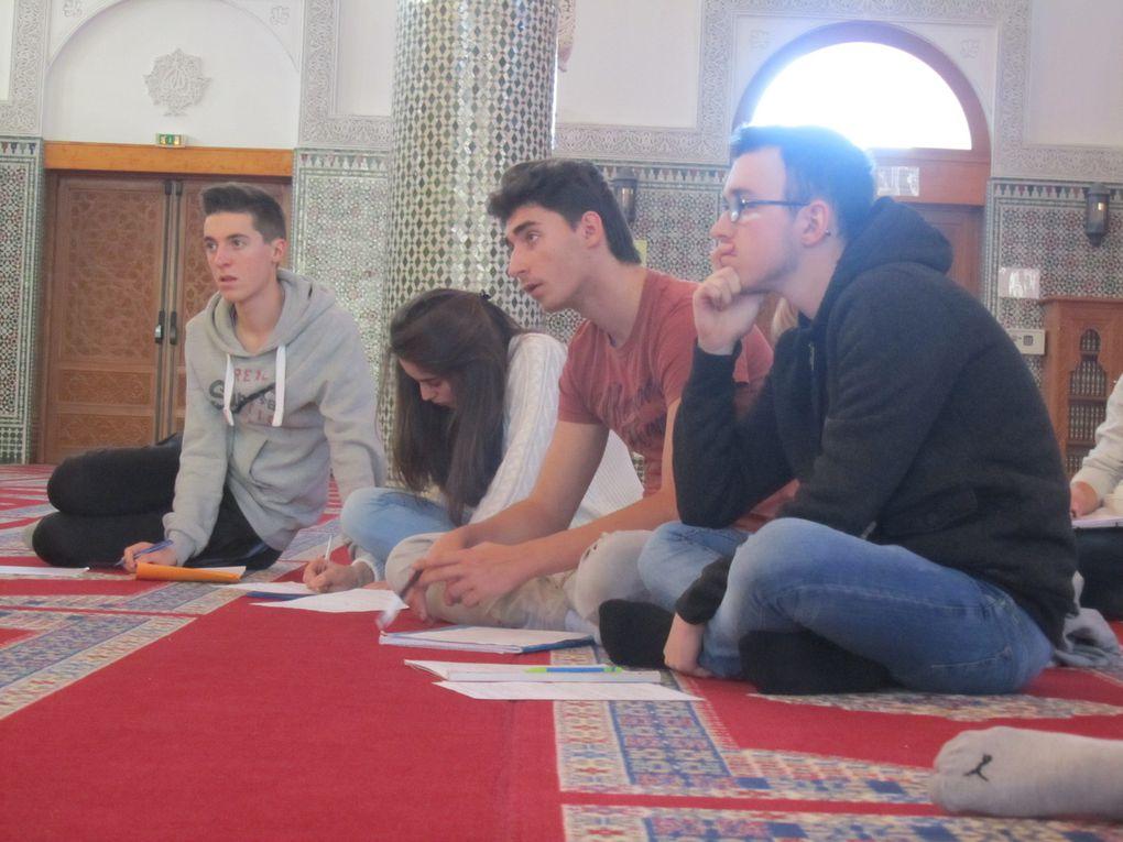 La Grande Mosquée : un lieu ouvert pour échanger et comprendre