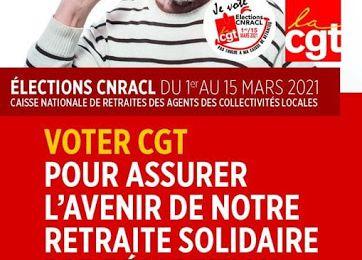 Elections CNRACL : votre voix compte!