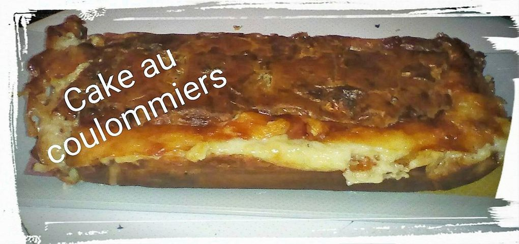 Mon Cake au coulommiers