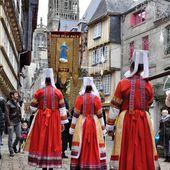 Le pardon de Saint-Corentin ce matin à Quimper - Penhars Infos Quimper