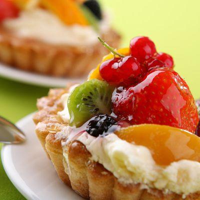 Tartelettes - Fruits - Patisserie - Wallpaper - Free