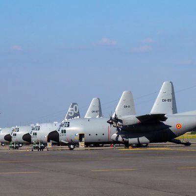 Belgique / Luxembourg : À Melsbroek, l'unité binationale A400M. Un modèle du genre