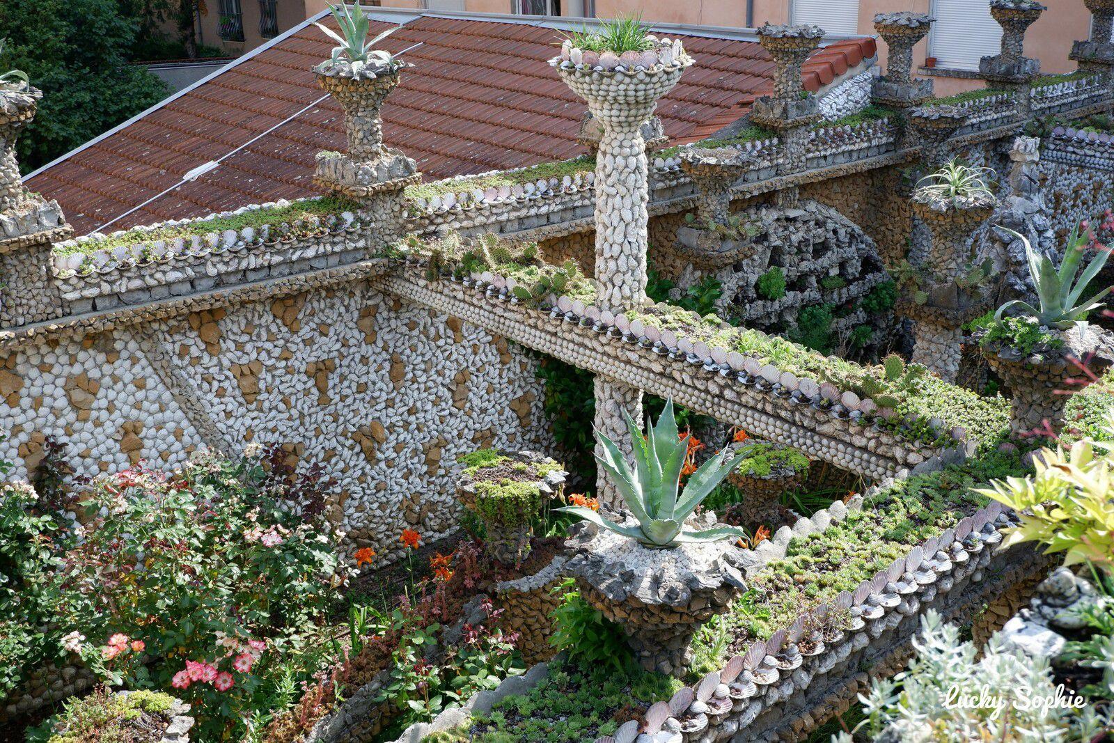 Jardin Rosa Mir, spot caché à Lyon Croix-Rousse