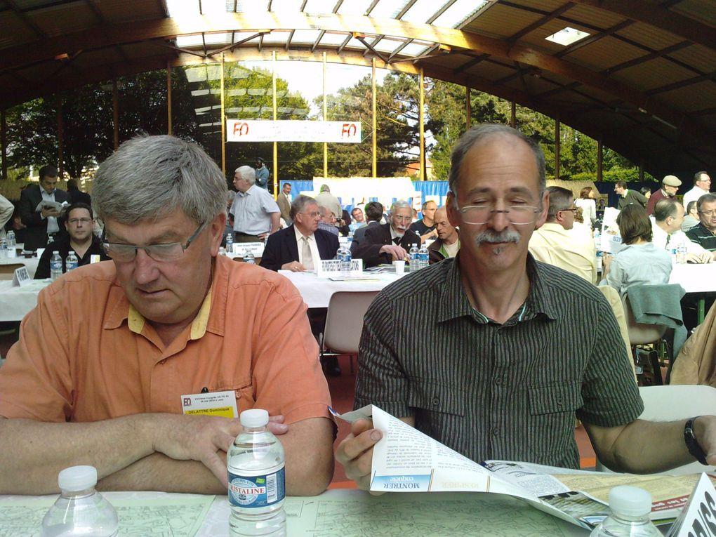 Nous étions ce jour en compagnie de Bernard, Dominique, Christian et moi -même au 24 ème Congrès de l'Union Départementale FO. Nous avons écouté d'une oreille attentive les représentants des diverses branches et avons eut le plaisir d'écoute