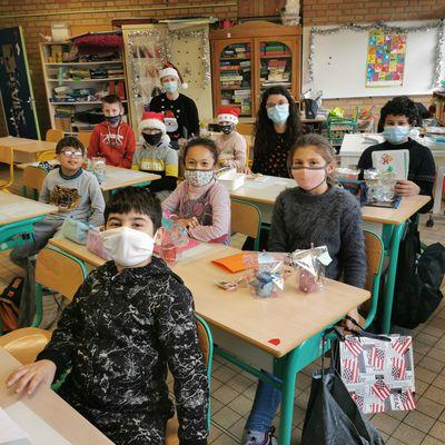 Dispositif ULIS: faire un cadeau pour un camarade de classe