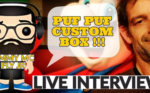 Live vape - Interview avec Puf Puf