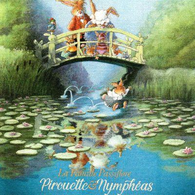 Pirouette & Nymphéas