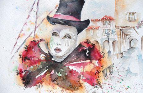 Carnaval : un festival de couleurs