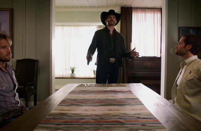 Critiques Séries : Walker. Saison 1. Episode 13.