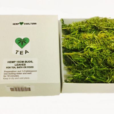 What is hemp tea and what are its benefits