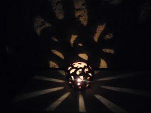 Lumière de veillée