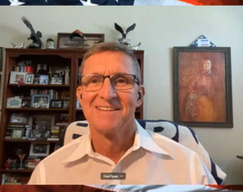 #USA : « Les Américains en ont assez de tous ces mensonges » – Le général Mike #Flynn avertit que la nation est en train d'être dépassée par un petit groupe puissant de marxistes