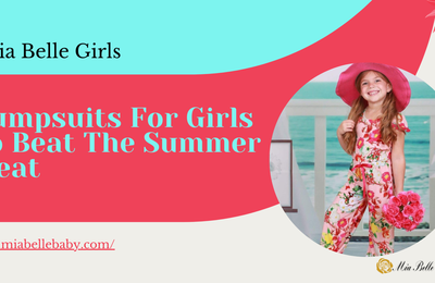 Cute Jumpsuits For Girls To Beat The Summer Heat