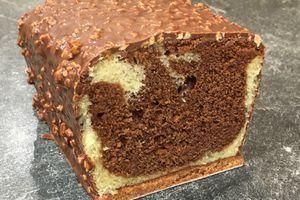 Le cake marbré de la mort qui tue