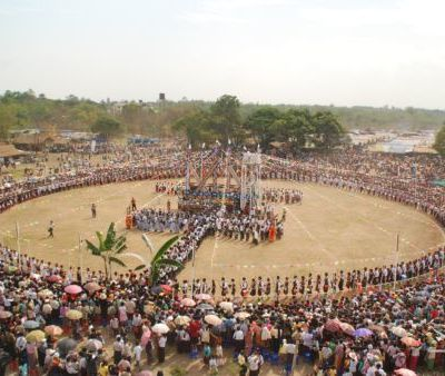 The Growth of Christianity in the Kachin People