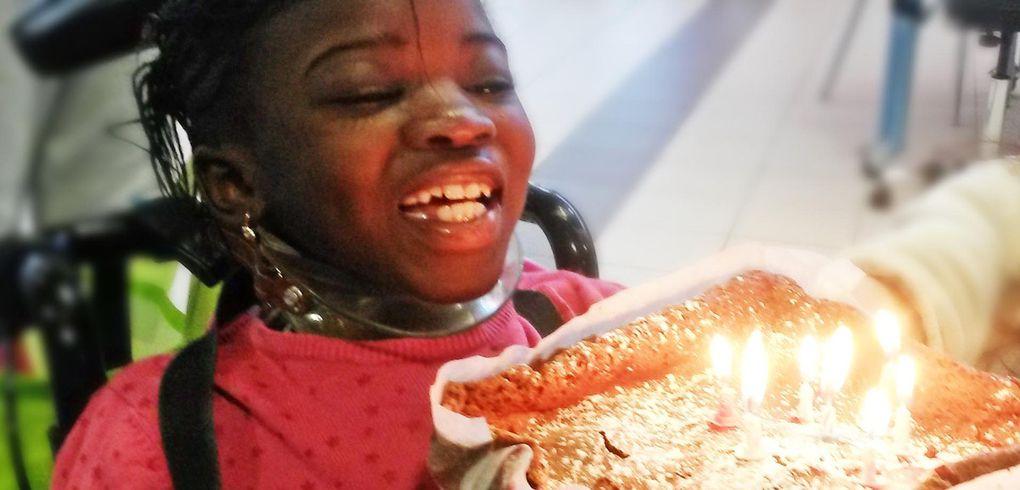 Les 7 ans de Fatou