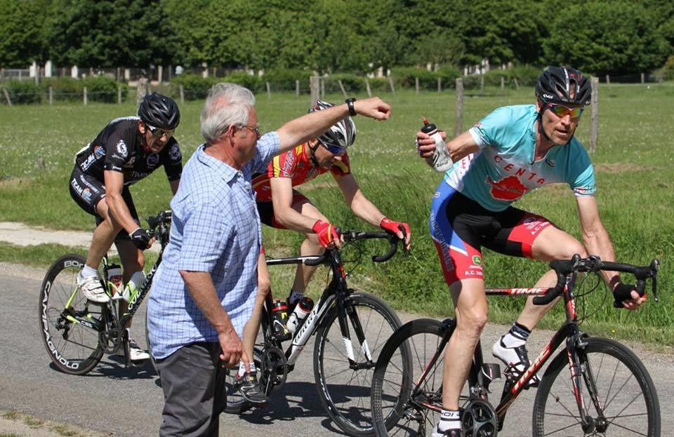 Album photos des courses UFOLEP 1 et 2 de La Varenne Ferron (28)