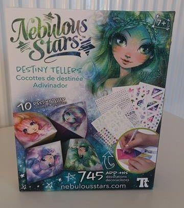 Nos cocottes de destinée avec les Nebulous Stars