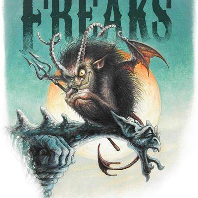 Les points de vente de Freaks Corp.