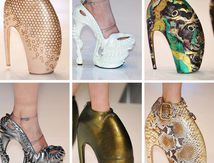 THE FASCINATING WORLD OF SHOES