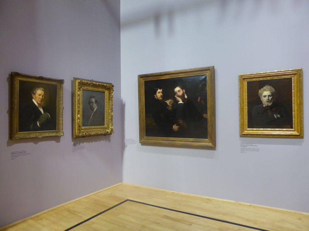 Exposition Benjamin-Constant. Merveilles et mirages de l'orientalisme. Musée des Augustins, Toulouse © Le curieux des arts Gilles Kraemer, octobre 2014