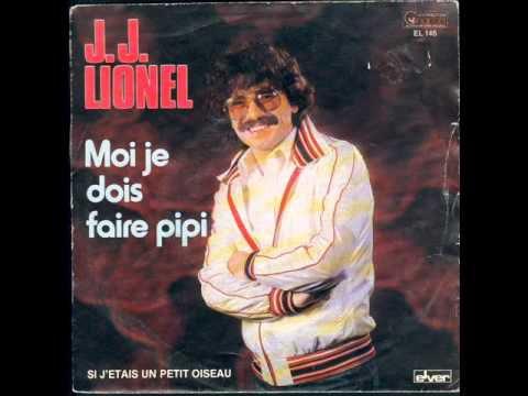 JJ LIONEL - MOI JE DOIS FAIRE PIPI