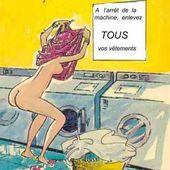 Humour Blondes: Laverie intégrale - Doc de Haguenau