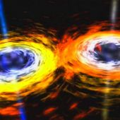 Gravitational waves from black holes detected - BBC News