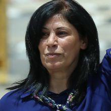 Liberté pour la députée communiste palestinienne Khalida Jarrar