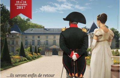 Jubilé Impérial à Rueil Malmaison : Napoléon et Joséphine à l'honneur!