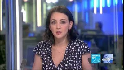 2012 03 16 @06H00 - MERIEM AMELLAL-LALMAS, FRANCE 24, LE JOURNAL