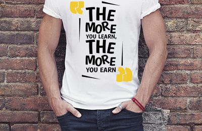 Several types of T-Shirt Printing Approaches