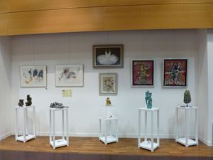 Exposition collective - Juin 2013