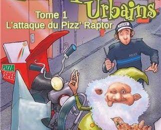 Renaud Marhic - Les lutins urbains t.1 (Avis)