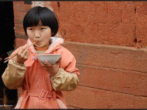 Le bol de riz se mange à toute heure...