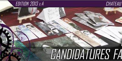 Ouverture des candidatures fanzines