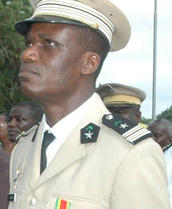 A torturer appointed as head of the Togolese Military Police