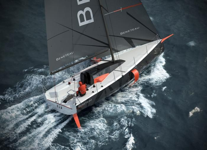 European Yacht of the Year 2018 - nominated Specail Yacht: Bénéteau Figaro 3, Flaar 37 and TF 10